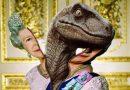 Stovky lidí prý viděly, jak se královna mění v ještěra, posty na Twitteru rychle zmizely