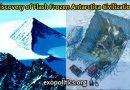 Civilizace zmrzla během pár chvil, nyní ji v Antarktidě objevili!