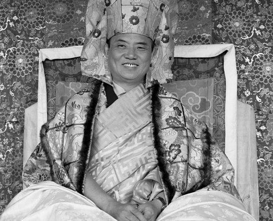 Jak Govind Siddharth navštívil 16. Karmapu a hovořil s ním o svém učiteli Oshovi (1/3)