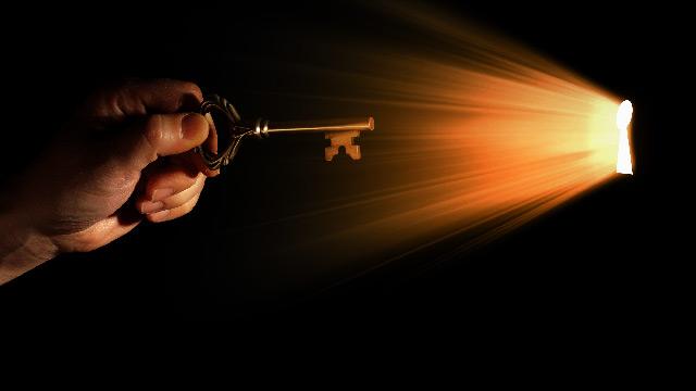 Mantry slouží jako klíče, základem je AUM