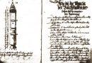 Rukopis ze Sibiu: 500 let starý text, který popisuje vícestupňové rakety