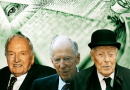 Kartel kolem americké Federální rezervy: osm mocných rodin