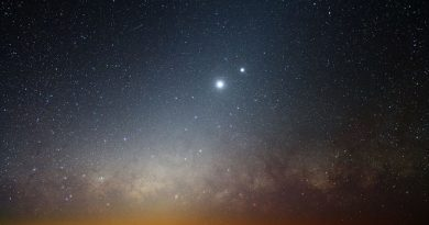 Symbolické znovuzrození Venuše 8. února