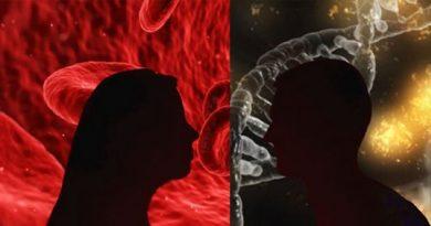 Rh negativní krev: důsledek náhodné mutace, nebo mimozemských vlivů?
