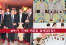 Proč nosí satanisté červené boty