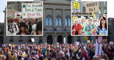 25. ledna proběhne globální protest proti šíření sítě 5G