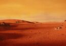 Na Marsu objevili zvláštní strukturu, jež se velmi podobá prastaré japonské hrobce