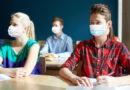 Výzkumníci našli na dětských rouškách 96 různých druhů bakterií, některé velmi nebezpečné