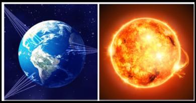 Studie potvrzuje, že geomagnetické pole a sluneční aktivita ovlivňuje autonomní nervový systém člověka